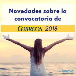 oposiciones correos 2018