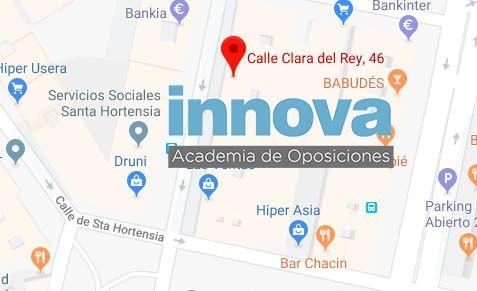 academia-oposiciones-madrid-innova-clara-del-rey