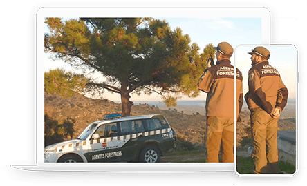 preparar oposiciones agente forestal madrdi