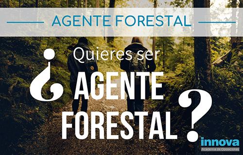 El apasionante trabajo del Agente Forestal