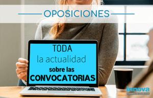 listado de oposiciones 2019