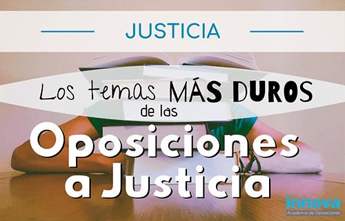 Los miedos de los opositores de Justicia
