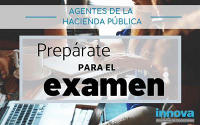 Consejos para los días previos al examen de Agentes de Hacienda