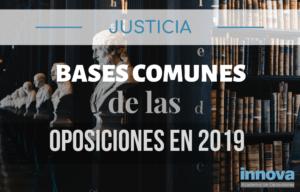 próxima convocatoria oposiciones justicia