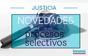 exámenes justicia 2019