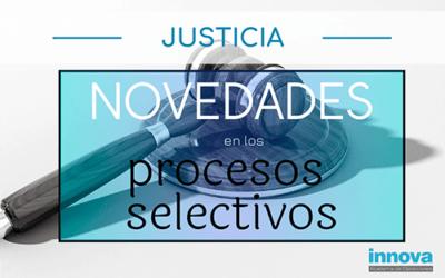 Publicados los borradores de las convocatorias de Justicia