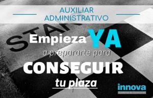 oposiciones auxiliar administrativo 2019