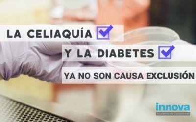 Cambios en las causas de exclusión médicas