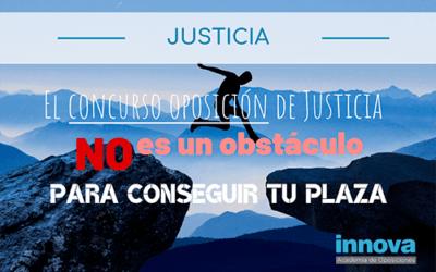 Aspectos positivos del concurso oposición de Justicia