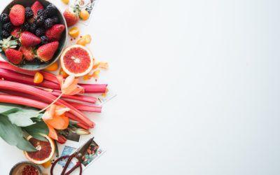 Frutas que te llenan de energía