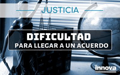 Por qué se está retrasando la convocatoria de justicia