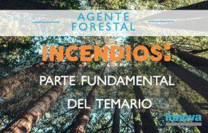 temario agente forestal