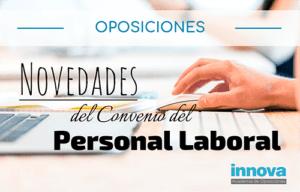 convenio colectivo personal laboral