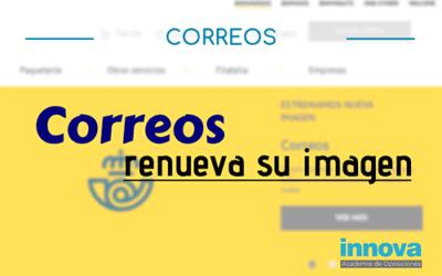 Correos presenta su nuevo logotipo