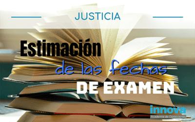 Conclusiones sobre el fin de las negociaciones de las oposiciones de Justicia