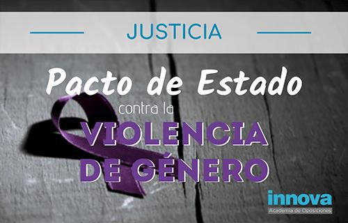 Violencia de género: cómo se aborda en el temario de las oposiciones de justicia