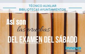 trabajo auxiliar biblioteca madrid