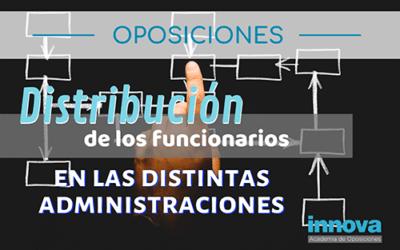 Estadísticas sobre el personal funcionario en España