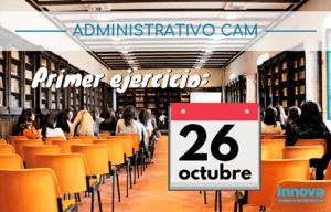 examen administrativo comunidad de madrid