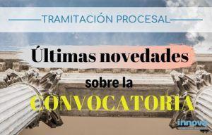 examenes tramitacion procesal 2019