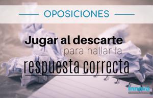 aprobar examen tipo test oposiciones