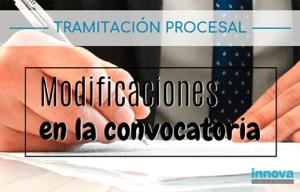 examenes tramitacion procesal