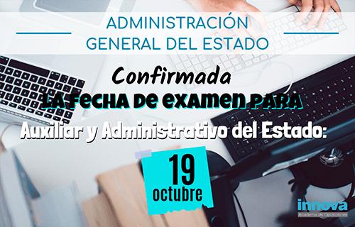 Comprueba las listas de admitidos de los procesos de la AGE, tienes hasta el 23 de septiembre para subsanar errores