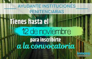 academia oposiciones ayudantes instituciones penitenciarias