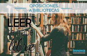 oposiciones bibliotecas 2020