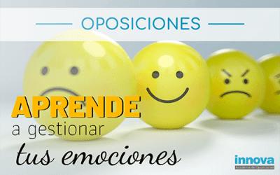 Técnicas de inteligencia emocional para estudiar oposiciones
