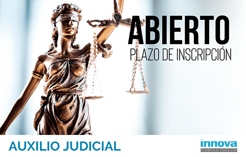 Convocadas las 1.810 plazas de Auxilio Judicial