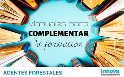 Guías de reconocimiento de especies para la oposición de AgentesForestales de la Comunidad de Madrid