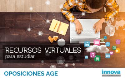 Prepara online tus oposiciones de la AGE con Innova