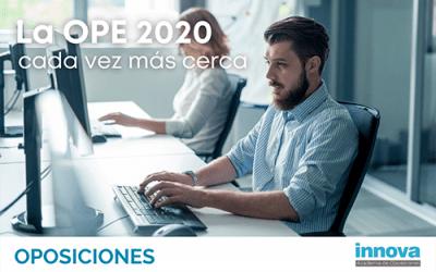 Más de 18.000 nuevas plazas previstas para la Oferta de Empleo Público de 2020