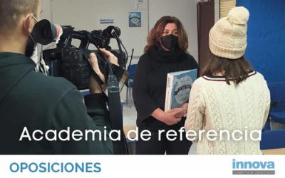 La Sexta visita Innova como centro de referencia en la preparación de oposiciones