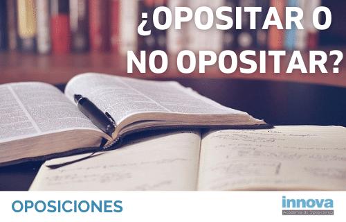 Pros y contras de preparar unas oposiciones este 2021